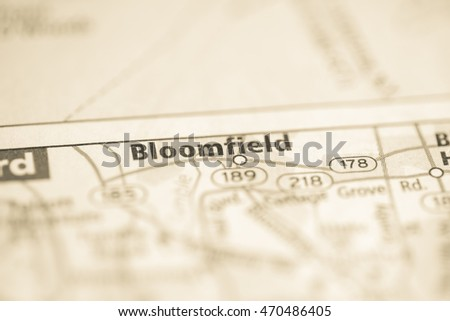 Bloomfield. Connecticut. USA