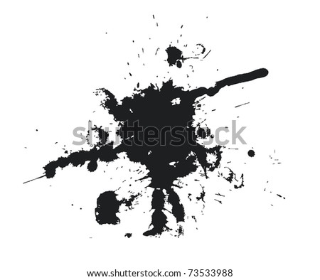 Blot - stock photo