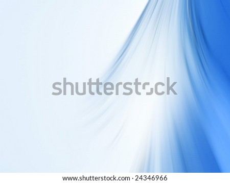 blue abstract background. For other similar images from the series, please, check my portfolio. - stock photo