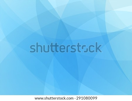 blue abstract line background design - stock photo