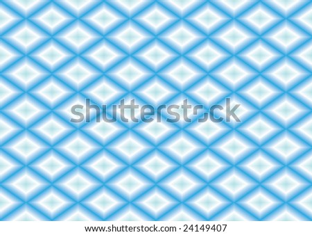 blue abstract raster background