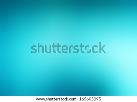 Blue abstract soft background  - stock photo