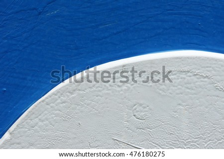 Blue and gray contrast background