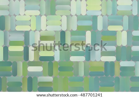 blue and green abstract blur background, with defocused bokeh illustration digital.