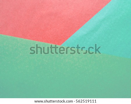 blue and pink pastel color paper texture background