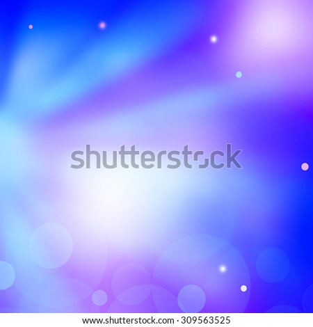 blue and white abstract background for design - stock photo