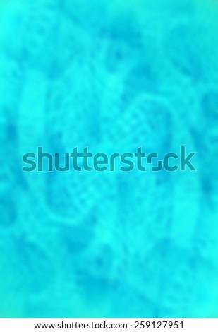blue art background - stock photo