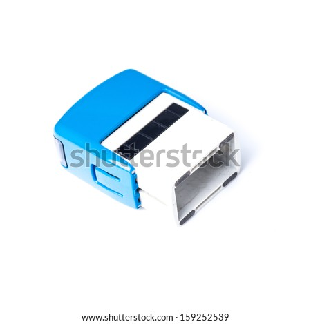 Blue Automatic seal
