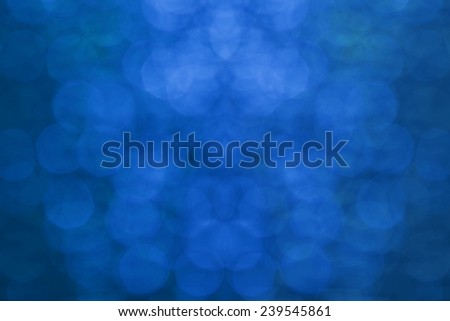 Blue background - stock photo