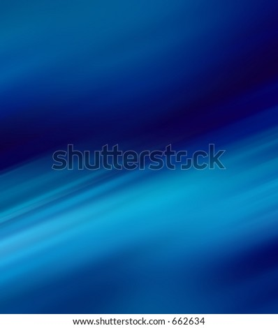 Blue background - stock photo