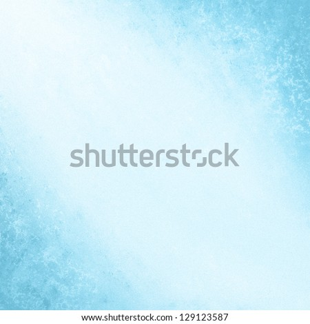Blue Background Cool Spring Poster Abstract Stock Illustration