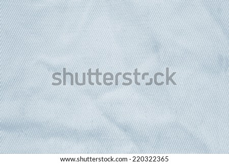 blue background. texture of the material - stock photo