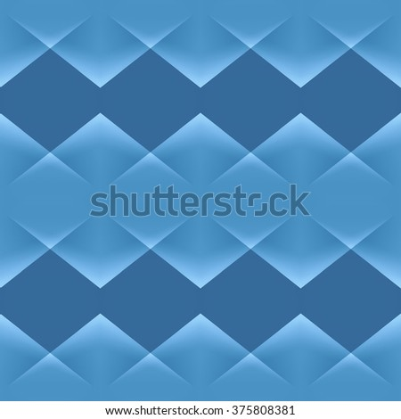 blue background with  diamonds