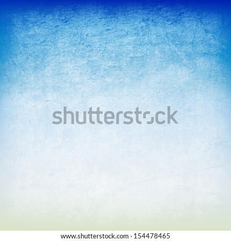 blue background with some smooth lines in it - stock photo