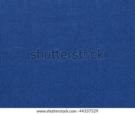 Blue binding canvas - stock photo