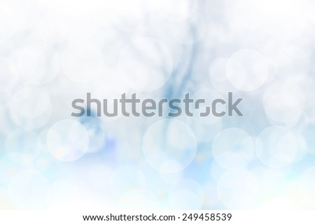 Blue blurred for spa background, Blurred Abstract background