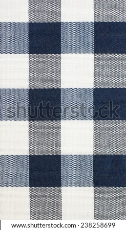 Blue Cloth Background - stock photo