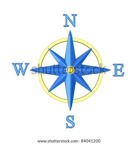 Logo Blue Compass Rose   Foto Bugil Bokep 2017