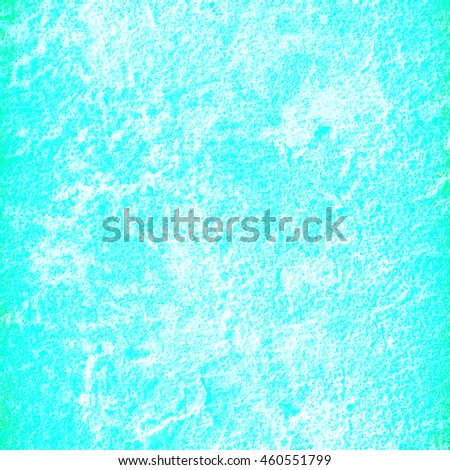 blue concrete wall abstract background