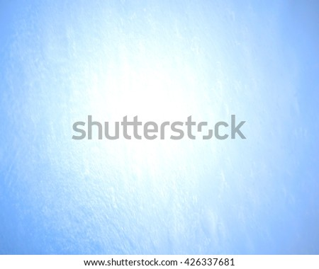 blue crumpled paper - stock photo