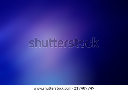 Blue dark abstract background - stock photo