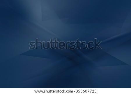 Blue dark background - abstract design element - stock photo
