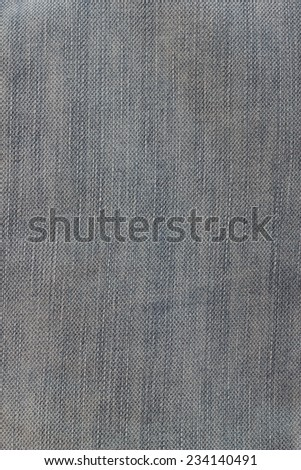 blue denim jeans background or texture. - stock photo