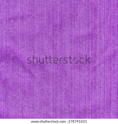blue denim texture. Useful as background - stock photo