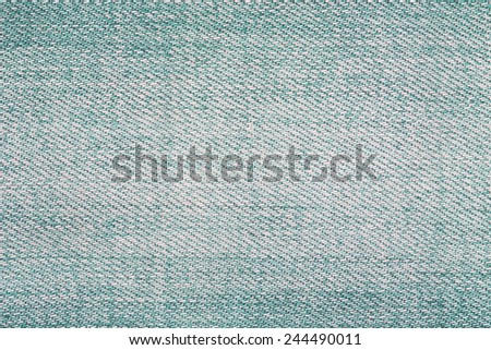 blue faded jeans as a background - stock photo