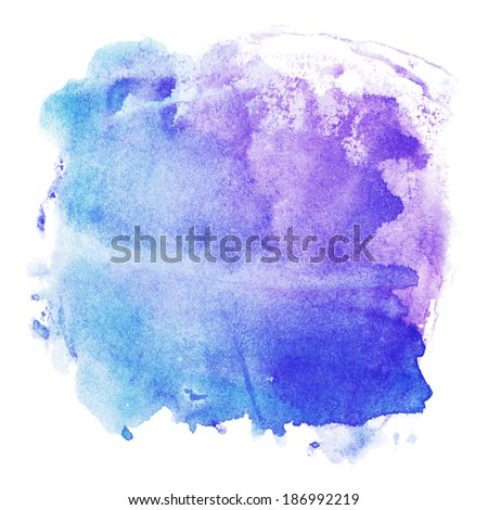 Blue free design pattern; abstract background - stock photo