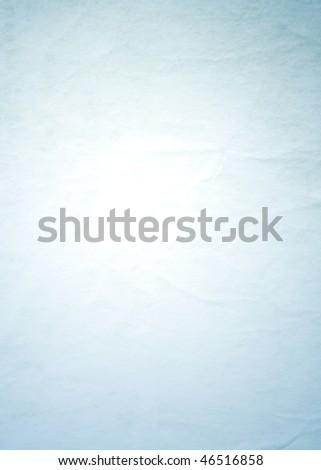 blue fringed backdrop - stock photo
