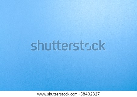 Blue Frosted Glass