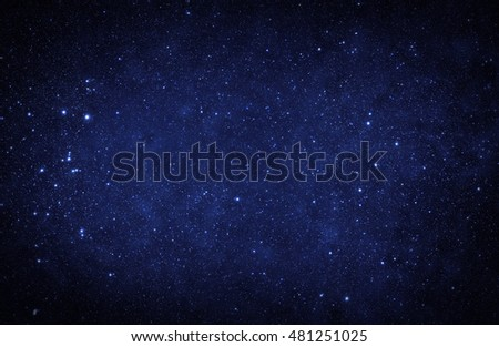 Blue Galaxy - Elements of this Image Furnished by NASA