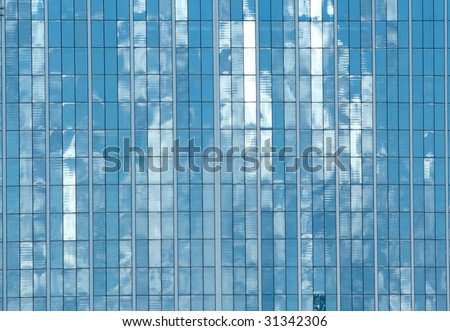 Glasfassade textur  Blue Glass Texture Stockfoto (Jetzt bearbeiten) 31342306 – Shutterstock
