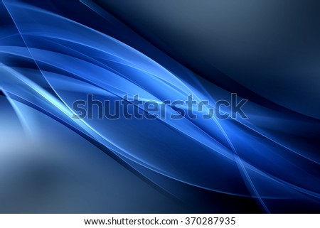 Blue Glow Lines Design Technology Background