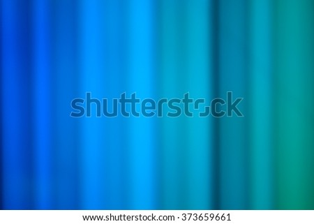 Blue/Green Blurred Abstract Background - stock photo