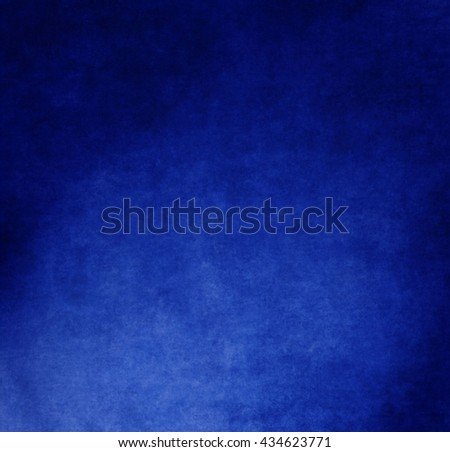 Blue grunge abstract background