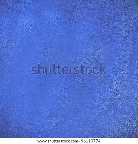 Blue grunge background - stock photo