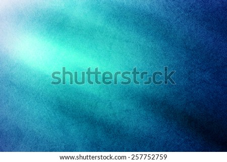 blue grunge texture  abstract background - stock photo