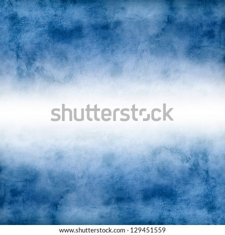 blue grunge textures and backgrounds - stock photo