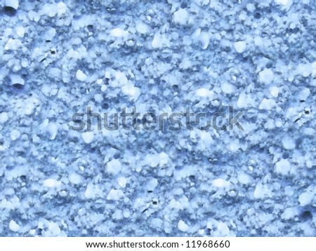 blue ice grain texture background
