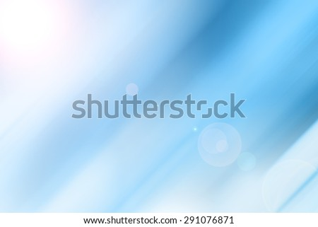 Blue light motion blur abstract background/texture