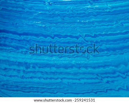 blue line background - stock photo