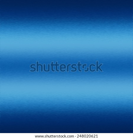 blue metal texture background to your own conception design - stock photo