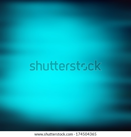 Blue motion abstract background  - stock photo