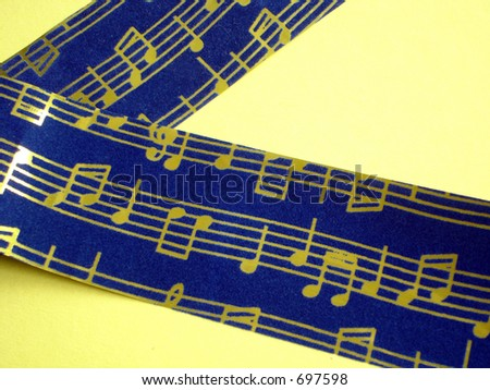 blue note ribbon