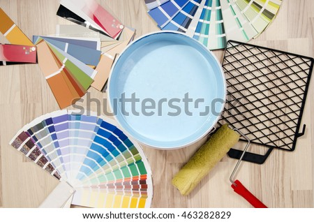 Paint Charts Stock Images Royalty Free Images Vectors