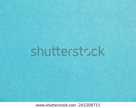 Blue paper background  - stock photo