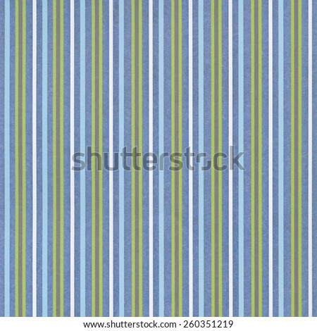 Blue paper background with pattern - stock photo