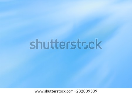 blue pastel background with light corner